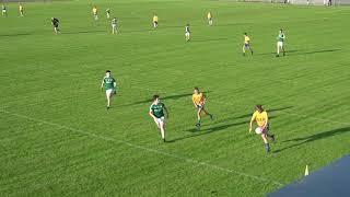 St Aidans v Kilbride U14 August 11th 2020 in Ballyforan