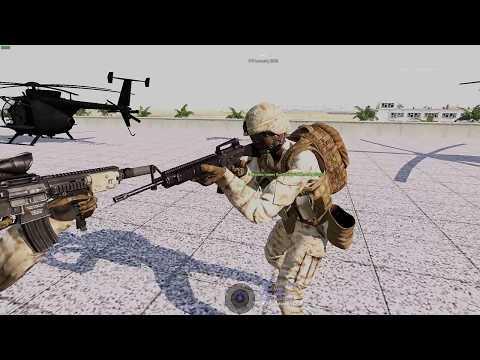 Arma 3: Operation Phantom Fury 8/2/2017