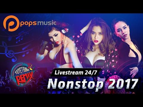 Live 24/7 Nonstop Vũ Trường Cực Mạnh 2017   DJ Quỳnh Polly ft Enly Như
