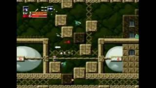 Cave Story WiiWare Egg Corridor Igor Boss Fight Retro Game Nintendo Wii Ware