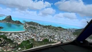 SBRJ runway 02  Rio de Janeiro FSX  GTX 660 TI
