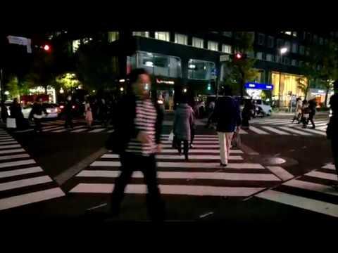 Enough Crosswalks? - Tokyo, Japan [4K]