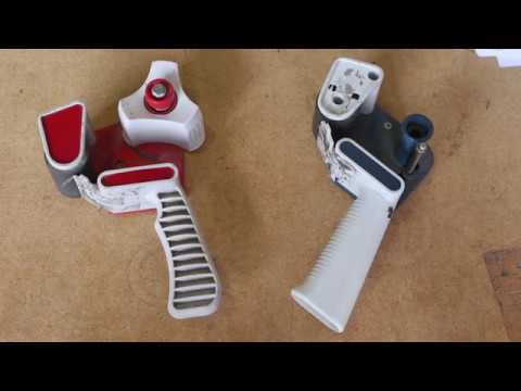 How To Load And Unload Tape Gun