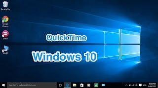 Gambar cover Install QuickTime on Windows 10