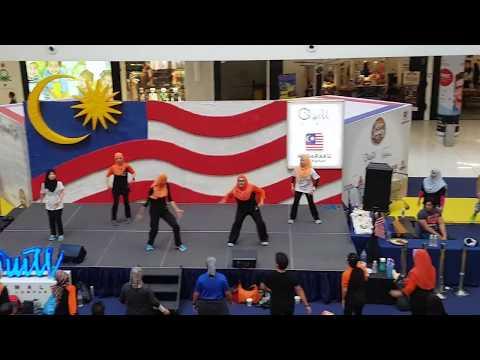 20170910 Quill City Mall Pak Pung Pak Mustafe (Zafina Fitness)