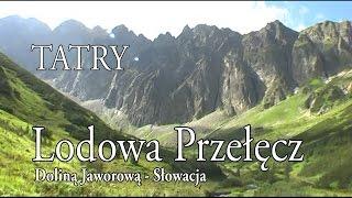 Tatry Wysokie » Lodowa Przełęcz (Sedielko, 2372 m)