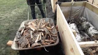 видео Поднятые грядки - использование в огороде и в саду