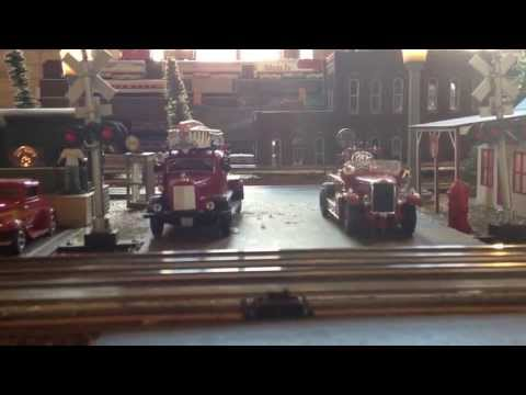 Twin Cities Model Railroad Museum – Toy Trains Division – St. Paul, Minnesota
