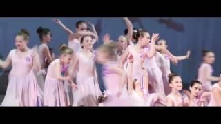 "Contemporary dance дети 9-12 лет  номер ""весна"""