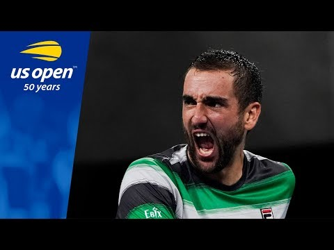 Marin Cilic Defeats De Minaur in Second Longest US Open Men's Match Ever