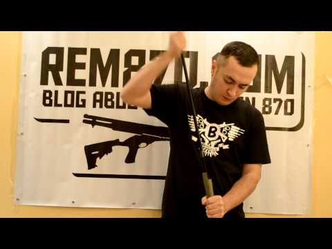 How to Clean Remington 870 Shotgun in 6 Easy Steps
