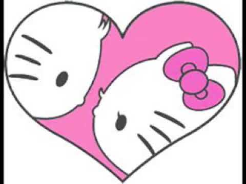 Hello Kitty And Dear Daniel Forever Heart Icon