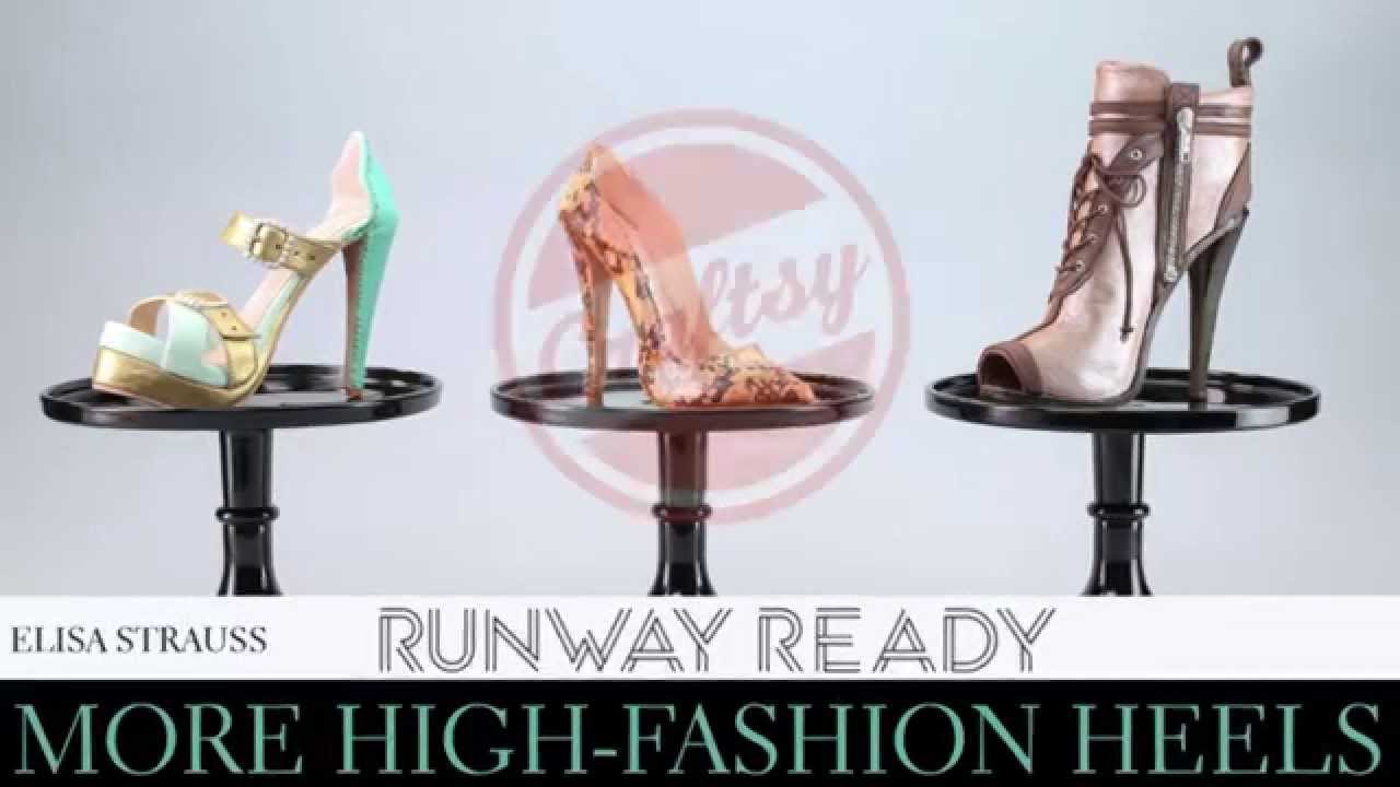 NEW High-Heel Sugar Stiletto Class