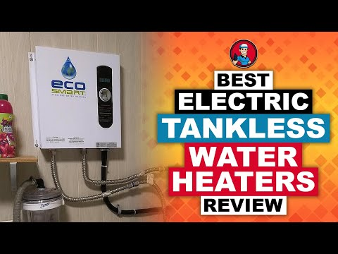 Best Electric Tankless Water Heaters Reviews 💧 (Buyer's Guide) | HVAC Training 101