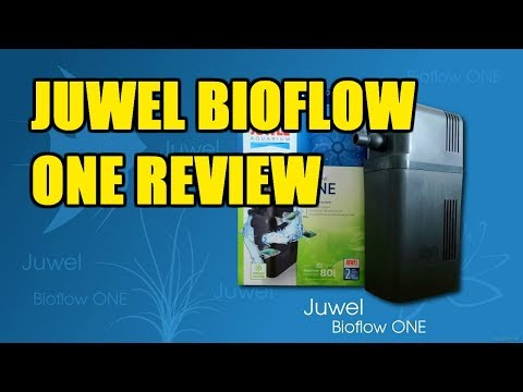 JUWEL BIOFLOW ONE - REVIEW - WALKTRHOUGH