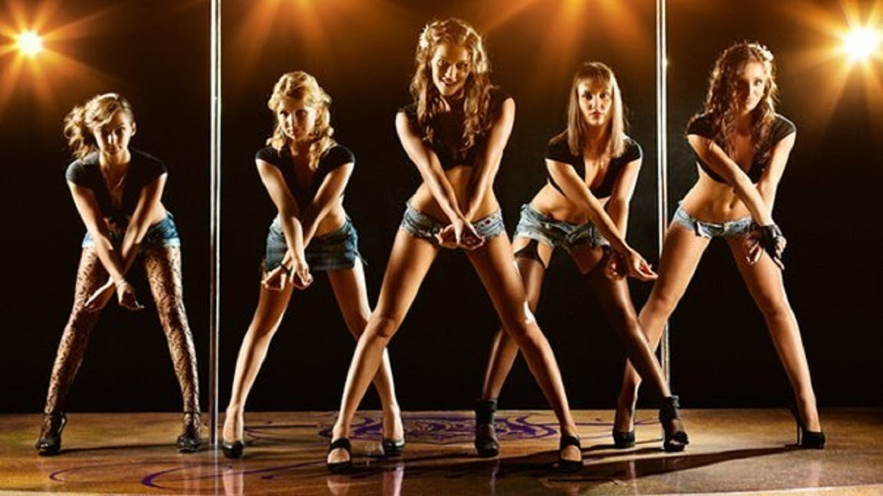 Видео урок сексуального танца