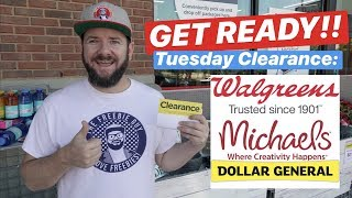 🔥 GET READY! Tues Sept 3 - Michaels Grab Bags -