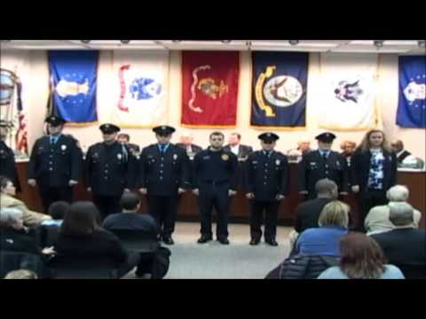 Park Forest Fire Department 2012 Awards Ceremony