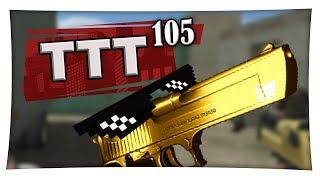 Deagle Oneshot Monster - TTT mit SPIN 105