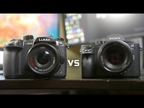 Panasonic GH5 vs Sony A7s ii - Ultimate Comparison