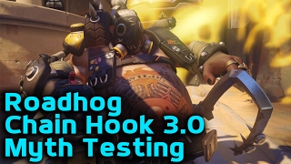 Roadhog Chain Hook version 3.0 Myth Testing