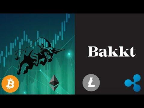 The Next Big Crypto Bull Run 2018 2019  - Bakkt Bitcoin ETF News!