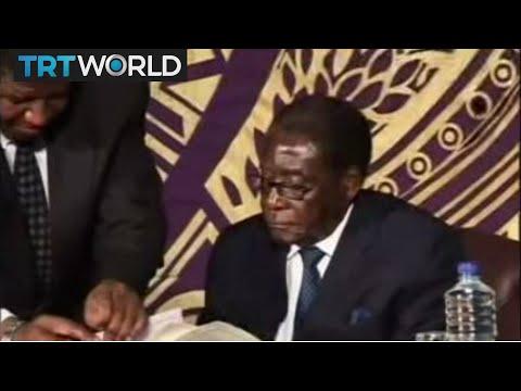 Breaking News: Former VP, Mnangagwa, is new ZANU PF leader