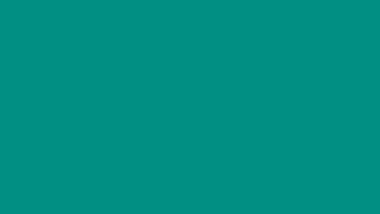 Teal Official Color 008080