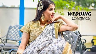 INDIAN WEDDING LOOKBOOK I SISTER OF THE BRIDE I WEDDING OUTFITS I LIV IT UP WITH MILONI
