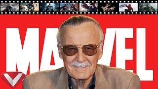 Top 10 Vai Cameo Của Stan Lee
