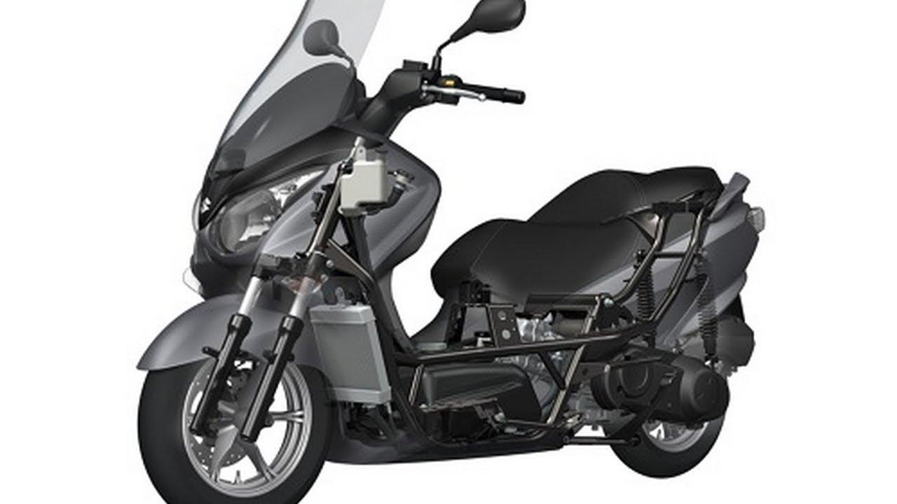 Wow 2017 Suzuki Burgman 200