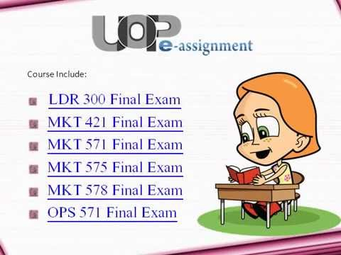 ldr 531 final exam answers free