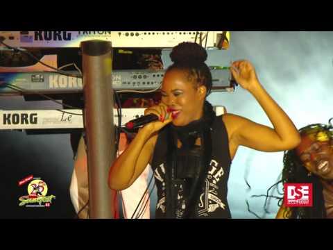 Reggae Sumfest 2017 - Queen Ifrica (Part 1of 5)