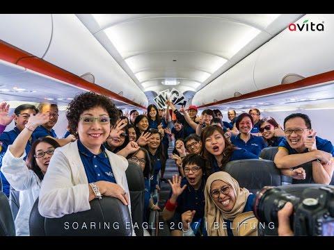 #avita10 Soaring Eagle 2017 | Belitung