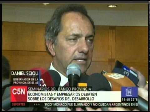 C5N - SEMINARIOS DEL BANCO PROVINCIA
