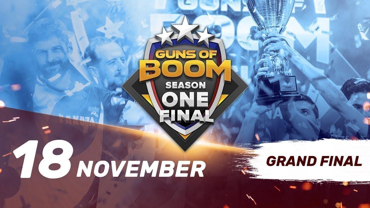 SEASON ONE FINAL - Trailer - Guns of Boom