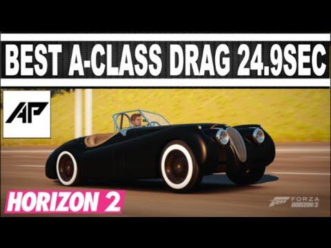 Forza  Best S Class Drag Car