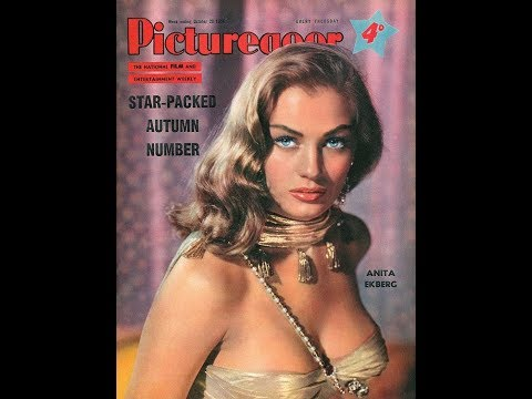 Pick A '60s Chick Playoffs: Anita Ekberg or Claudia Cardinale? Match 16 of 16 YOU decide