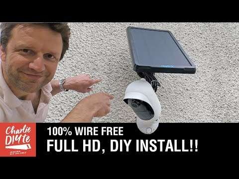 The BEST Home Security Camera for DIY Install? Reolink Argus 2 FULL Review