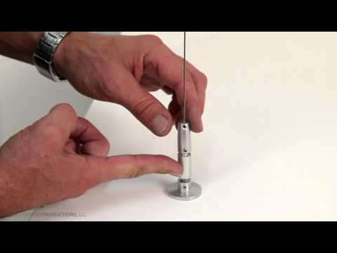 How To Install Wire Turnbuckles