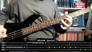 WARLOCK - All we are (bass cover w/ Tabs)