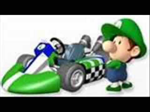 Mario Kart Wii How To Unlock Baby Luigi Youtube
