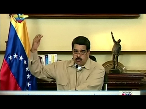 """Venezuela: Maduro signs """"Plan Zamora"""", mobilising all military, police and civil structures"""