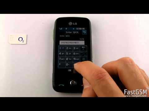 Unlock LG GS290 Cookie Fresh