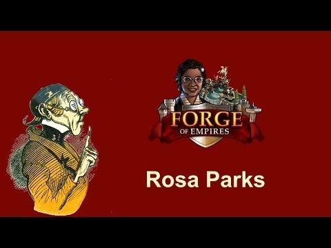 FoETipps: Rosa Parks hist. Questreihe in Forge of Empires (deutsch)