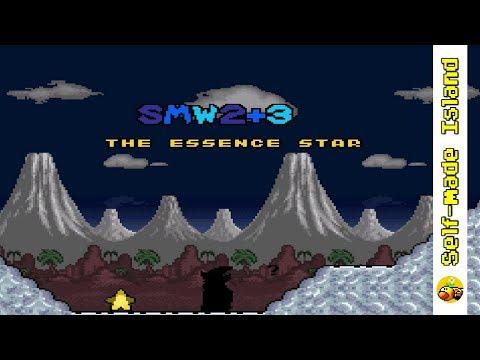 SMW2+3 - The Essence Star • Super Mario World ROM Hack (SNES/Super Nintendo)