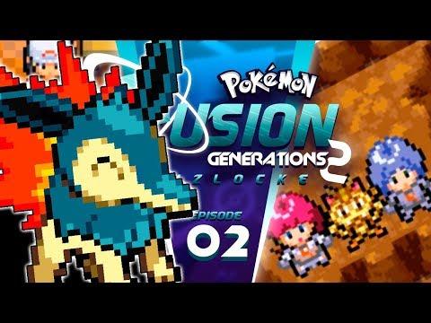 STRAIGHT TO HOENN! - Pokémon Fusion Generations 2 Nuzlocke Part 2!