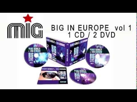 """Klaus Schulze & Lisa Gerrard """"Big In Europe Vol. 1"""" - 2. Teaser"""