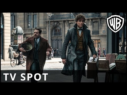 Fantastic Beasts: The Crimes of Grindelwald - 'Hunt' TV Spot - Warner Bros. UK