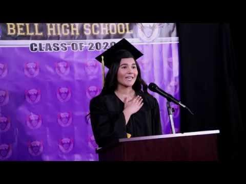 Bell Senior High School Class of 2020 Graduation